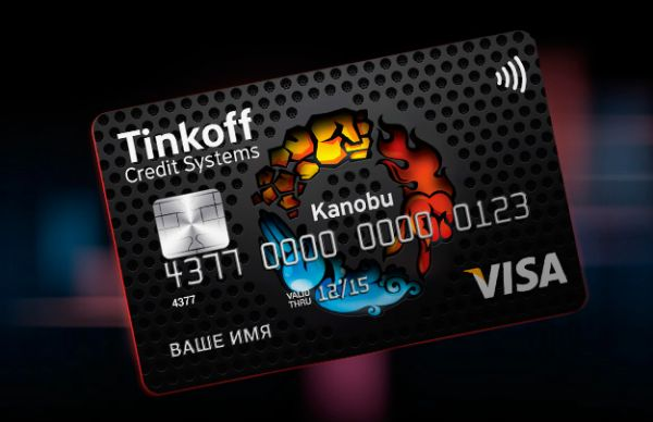 Тинькофф Kanobu карта
