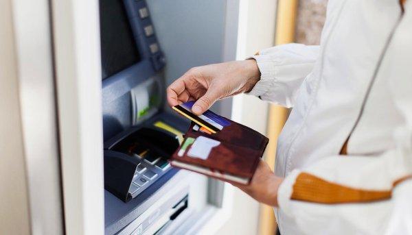 Снятие наличных денег с кредитной карты Тинькофф